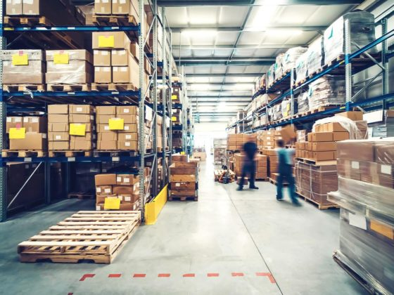 Supply Chain Warehouse Operative