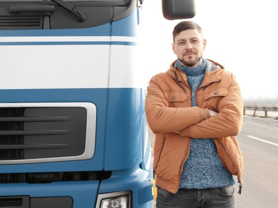 driving goods vehicle level 2 apprenticeship