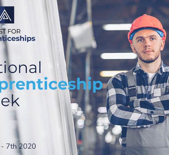 national apprenticeship week 2020, first for apprenticeships