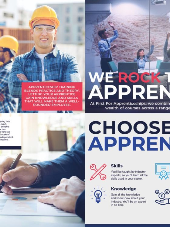 First for Apprenticeships Prospectus
